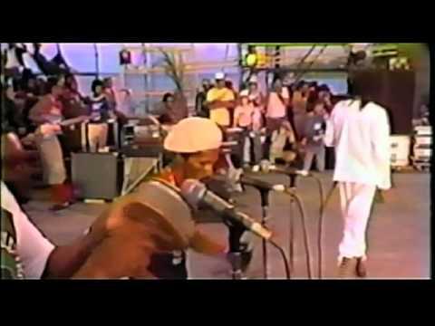 Peter Tosh - African - Montego Bay, Jamaica 1982-11-27Jamaican World Music Festival