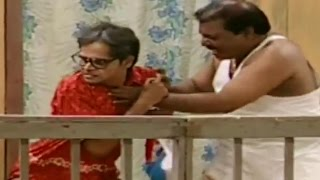 Madhu Shinde, Dilip Jadhav - Chawl Navachi Khatyal Vasti Comedy Scene 10/19