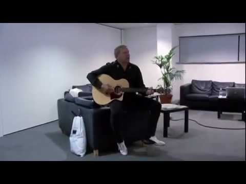 Alex Lifeson Blues (warm up before the show)