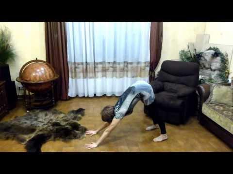 5 поз йоги для поднятия иммунитета