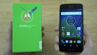 Moto G5 Plus Unboxing! (5th Generation)