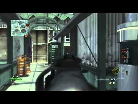 Call of Duty Modern Warfare 3 Demolition underground