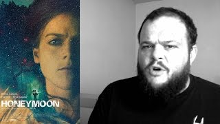 Honeymoon (2014) movie review horror Rose Leslie