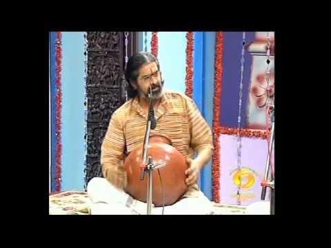 Karnatak Classical Flute-V Vamshidhar- Shankarabharana Tani.avi