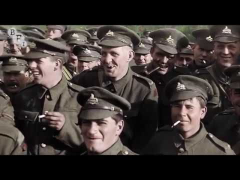 Peter Jackson Brings WWI To Life