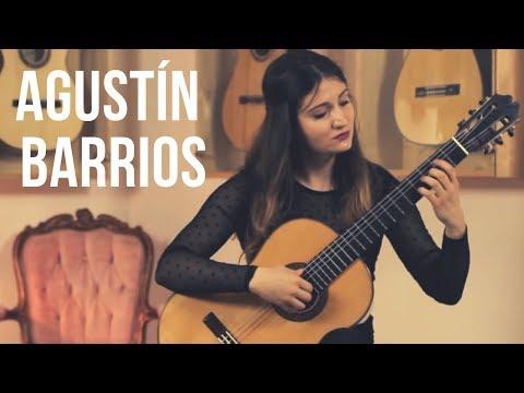 Барриос Мангоре Агустин - Choro Da Saudade