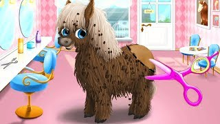 Animal Hair Salon - Play Fun Furry Pets Style Hair Care Dress Up - Animal Care Games For Kids