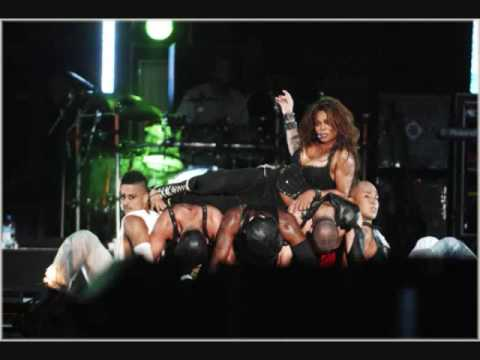 "Janet Jackson  20 Y.O. Tour ""Live"" In Miami (Simulated)  Part 1"