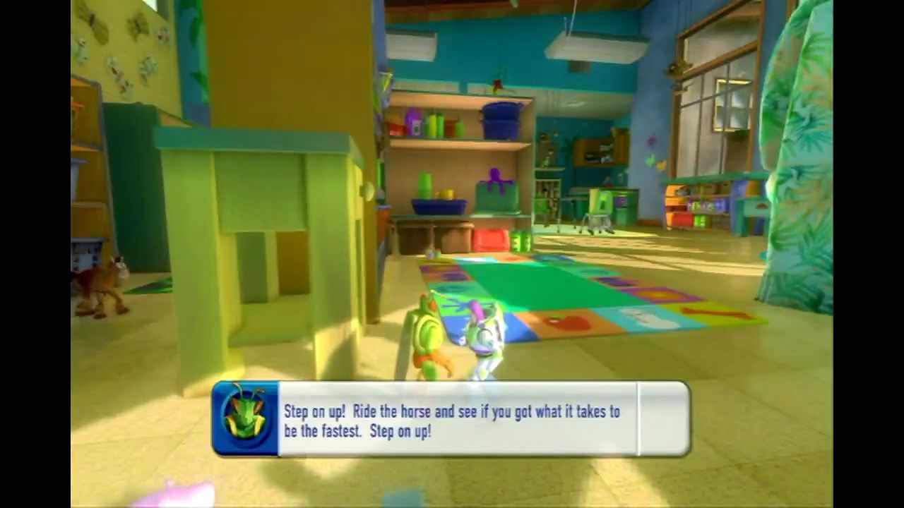 Toy Story 3 Games To Play : Toy story fair play game gameplay xbox youtube