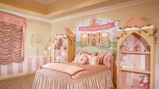 Phòng ngủ công chúa của 12 cung hoàng đạo