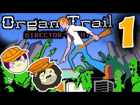 Organ Trail: Brainy Days - Part 1 - Steam Train video