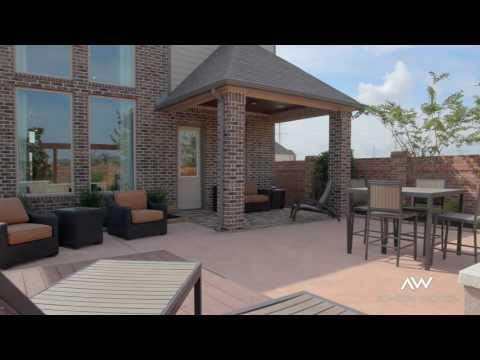 Ashton Woods Model Home - Miramesa, Cypress, TX