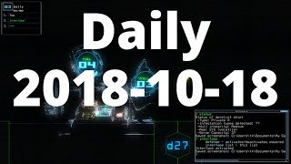 Duskers - Daily Challenge 2018-10-18