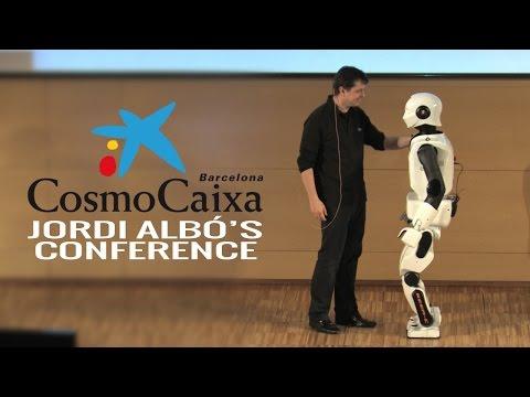 PAL Robotics – Jordi Albó's Conference at CosmoCaixa