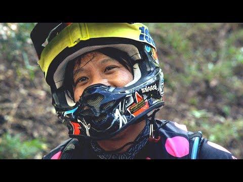 """I am a winner.""|CROSS MISSION R-3 in オフロードパーク白井|FUNAI RACING"