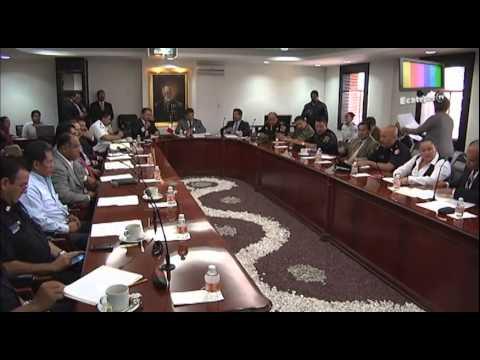 """Celebran sesión del consejo intermunicipal de seguridad """"Ecatepec-Coacalco"""""""