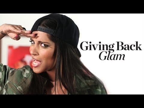 Ep 1: Megan   Giving Back Glam With Iisuperwomanii    I Love Makeup. video