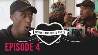 KSI, CHUNKZ AND YUNG FILLY LOVE TRIANGLE | Does the Shoe Fit? | Episode 4