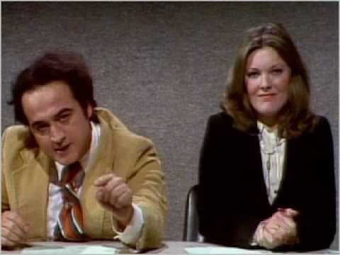 John Belushi - March Comes in Like a Lion