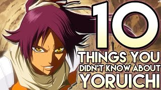 10 Things You Probably Didn't Know About Yoruichi Shihoin (10 Facts) | Bleach
