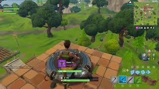 Fortnite Battle Royale New Update LAUNCH PADS Amazing