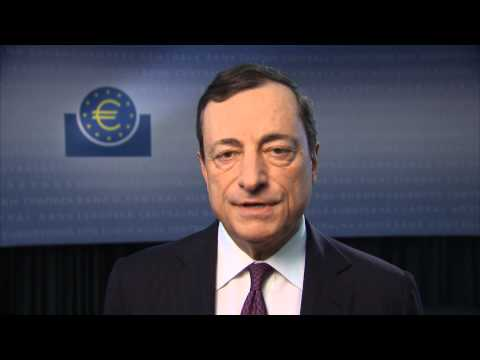 2013 Awardee of ESMT Responsible Leadership Award: Mario Draghi
