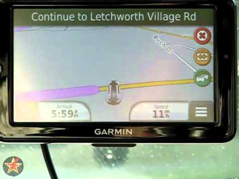 Garmin nüvi 2555LMT Review pt.3 (Navigation)