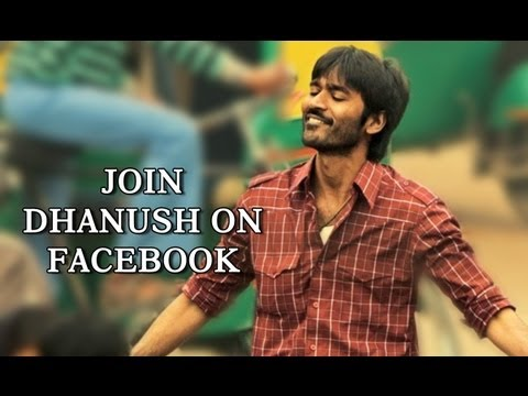 Dhanush Invites You On Facebook For All The Updates On 'Raanjhanaa'