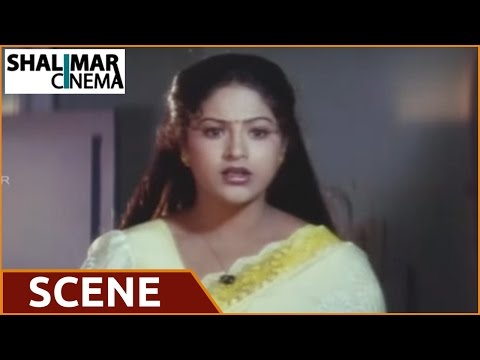 Postman Movie || Raasi Removing Her Dress Scene || Mohan Babu, Soundarya, Raasi video