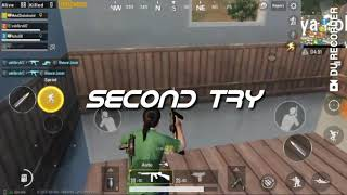 Pubg mobile how to jump from one building to another SUBSCRIBE my channel