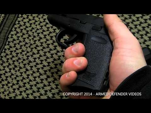 SCCY Industries CPX-2 9mm Handgun