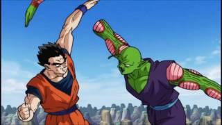 Gohan and Piccolo.
