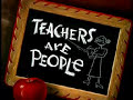 Goofy - Teachers Are People