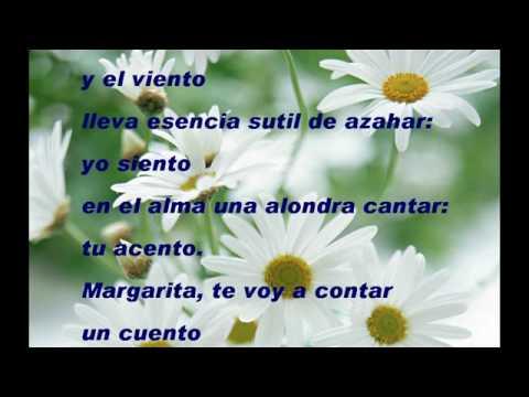 Margarita Henríquez - Su Cuento - Primera Parte (El Niño, La Flor y La Niña)