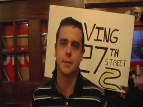 A series of videos of local residents giving their opinions about the upcoming closings of the 27th Street and I-94 ramps. Children could be injured. Busines...