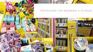 OfficeMax: De Regreso a Clases