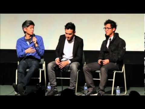 SDAFF 2013: It's a Wong Fu Homecoming! Panel Discussion