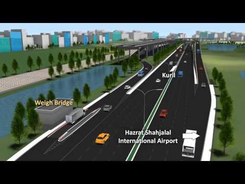 Dhaka Elevated Expressway