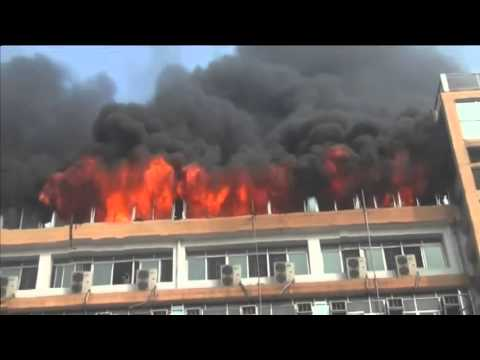Bangladesh Factory Fire Raises Renewed Safety Fears