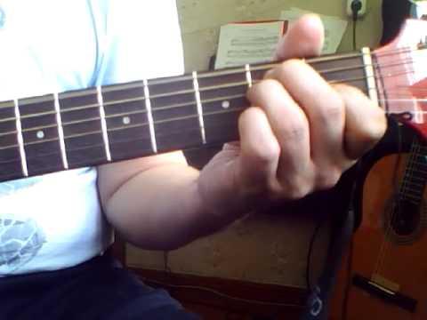 Осенний дождь (Бандера) Аккорды на гитаре, разбор