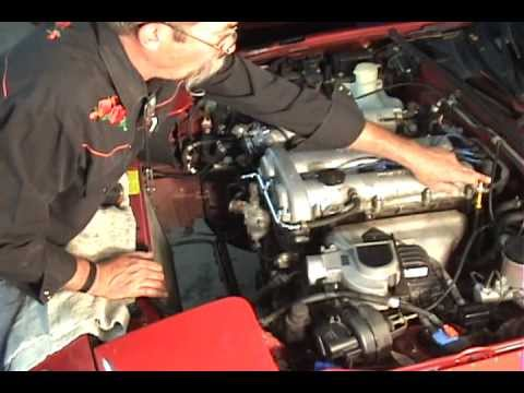 Miata MX-5 Crankshaft Keyway Repair
