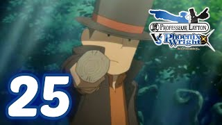 Professeur Layton VS Phoenix Wright #25
