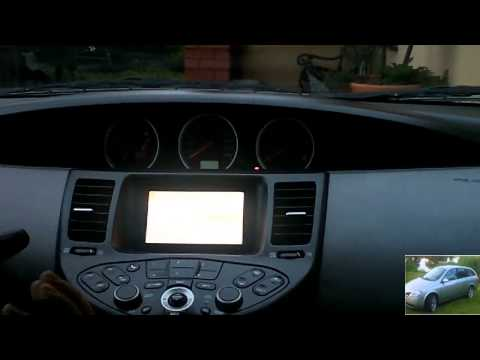 Nissan Primera P12 jak wyłączyć dźwięk niezapiętych pasów bezpieczeństwa