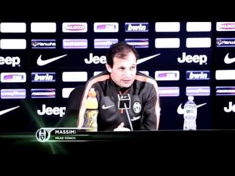 Massimiliano Allegri: Paul Pogba kann sich noch steigern | SSC Neapel - Juventus Turin 1:3