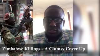 Zimbabwe Killings- A Clumsy Cover up By Edmund Kudzayi