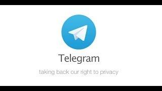 شرح تحميل برنامج تيليجرام على الكمبيوتر   How to download Telegram program on Computer