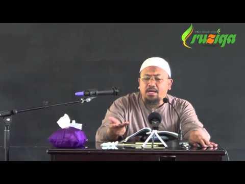 Ust. Mahfud Umri - Prinsip Dasar Aswaja Bag. II