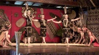 Malaysia / Borneo-Sabah - Monsopiad Cultural Village / Traditional Dances