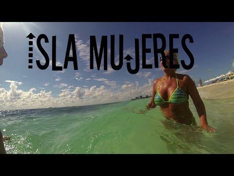 Isla Mujeres Mexico Paradise Found HD - Youtube