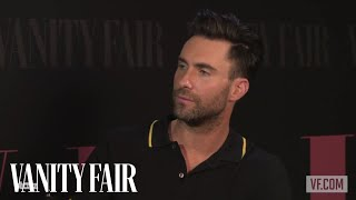 Maroon 5's Adam Levine on His First Paid Gig, Producing a TV Show, & Acting with Tattoos
